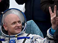 Scott Kelly Grew Two Inches In Space - But NASA Is More Interested In Changes We Can't See