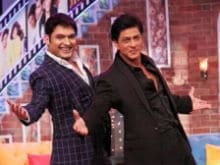 Kapil Sharma Says Shah Rukh May Come on His New Show For Fan