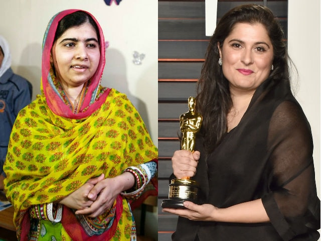 Malala Says Pakistan is 'Grateful' to Sharmeen