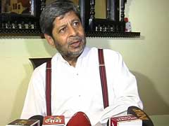 Separate Vidarbha Stir: Shreehari Aney hoists 'Vidarbha flag' in Nagpur