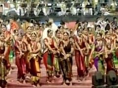 दिल्ली में यमुना किनारे हो रहे वर्ल्ड कल्चरल फेस्टिवल का आज तीसरा दिन