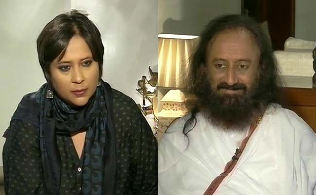 Will Go To Jail But Won't Pay 5 Crores, Says Sri Sri To NDTV