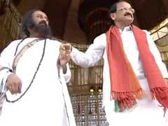 Do Not Politicise Events Which Concern India's Prestige: Sri Sri Ravi Shankar