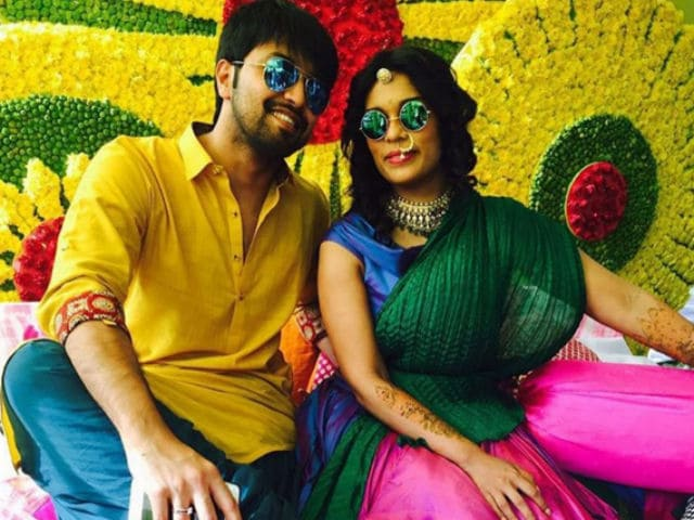Miraculous Chiranjeevis Daughter Srija Gets Married See Pics Here Ndtv Movies Hairstyle Inspiration Daily Dogsangcom