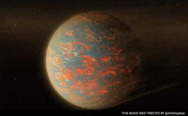 Scorching Hot Exoplanet Makes Scientists Scratch Heads