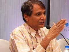 Suresh Prabhu Off To France, Germany On High-Speed Mission
