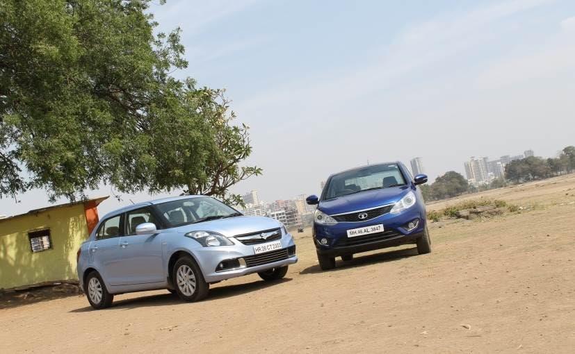 Maruti Suzuki Dzire AGS vs Tata Zest AMT: Comparison Review