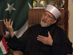 Terrorism In Name Of Faith Is Act Of High Treason: Tahir-ul-Qadri