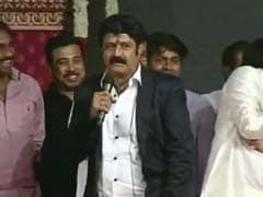 'Must Kiss Or Get Them Pregnant': Row Over Telugu Actor Balakrishna's Comments