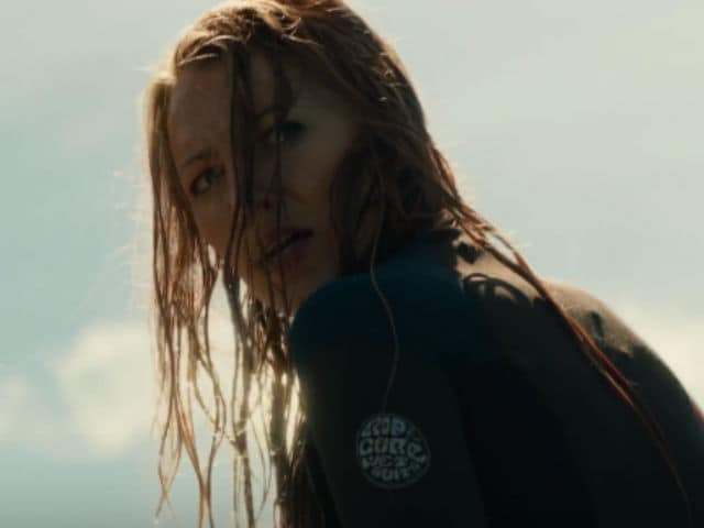 The Shallows Trailer Will Send a Chill Down Your Spine