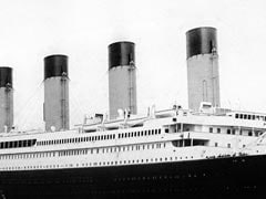 Postal Label Mailed To Titanic May Fetch 12,000 Pounds At Auction