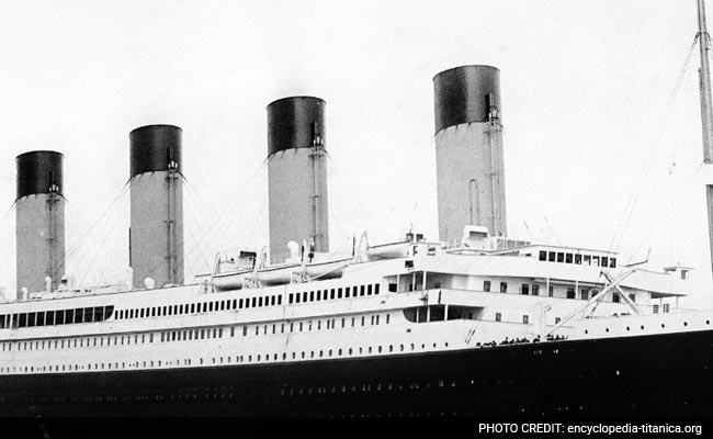 Titanic Locker Key Sold For 85,000 Pounds At Auction