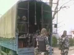 3 Terrorists Killed In Encounter With Security Forces In Jammu And Kashmir's Tral