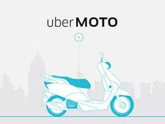 Uber Yet To Obtain Two-Wheeler Taxi Permit