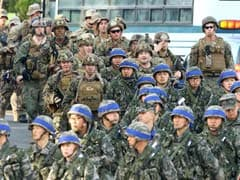 South Korea-US Military Drill Shadowed By North Korea Threats