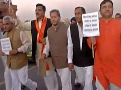 Centre Trying To Destabilise Border States: Congress On Uttarakhand Crisis