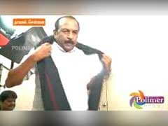Angered By Question, Vaiko Storms Out Of Interview