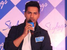 Dishoom Action Sequences Were 'Not Easy' For Varun Dhawan