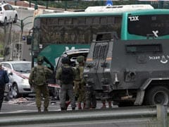 3 Palestinians Carry Out Shooting, Car-Ramming Attacks, Shot Dead: Army