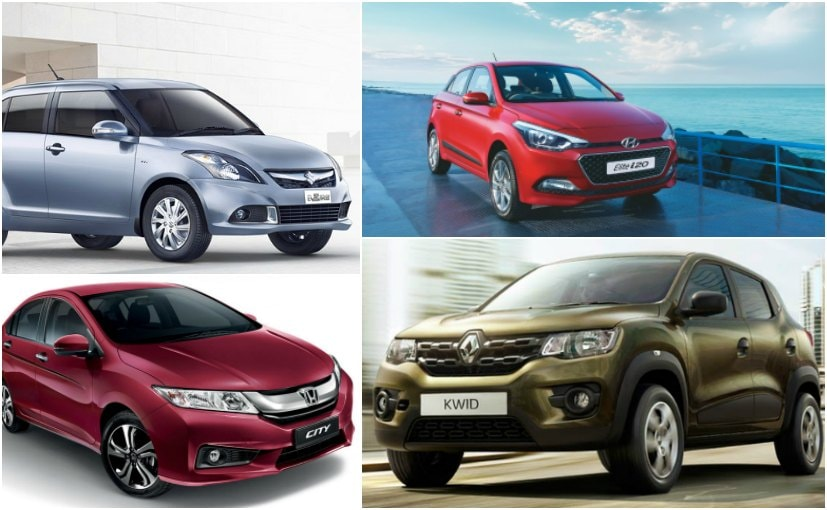 Fastest Car 10 Best Photos: 10 Best-Selling Cars In India In March 2016