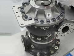 3D-Printed Rocket Engine Turbo Pump To Send Humans To Mars