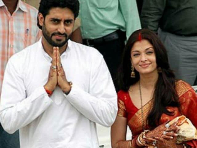 Aishwarya Abhishek Well Never Tire Of Looking At Your Wedding