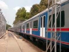 मुंबई को मिली पहली एसी लोकल ट्रेन, सेंट्रल रेलवे की हार्बर लाइन पर चलेगी