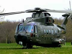AgustaWestland Hasn't Returned 106 Million Euros For 3 Choppers: Sources To NDTV