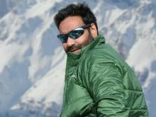Splendid Visuals From Ajay Devgn's Shivaay Shoot in the Balkan Mountains