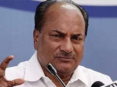 Government Should Take Action Against Chopper Deal Bribe-Takers: AK Antony