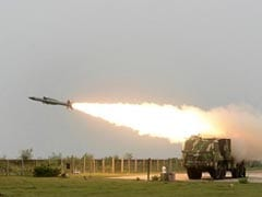 Akash Missile Test Fired For Second Consecutive Day