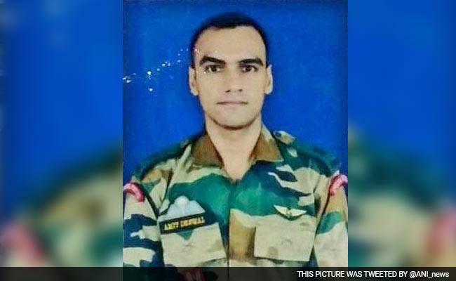 For The Army, A Challenge To Bring Martyr's Body Back From Thick Jungles
