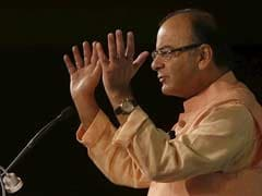 Jaitley Says Higher Rainfall Forecast Could Mean Faster Growth