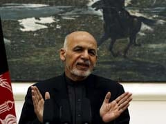 Afghan President Blasts Taliban 'Slaves', Says Little Time Left For Peace