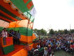 360-Degree View Of Congress And BJP Rallies In Assam Today