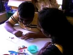 At A Special Chennai School, Children With Autism Learn A New Skill