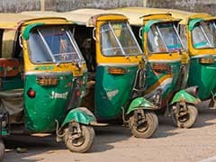 Auto, Taxi Unions Give Call For Strike In Delhi On Monday