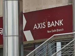 Axis Bank's Profit Set To Hit A Wall For First Time in 20 Years: Report