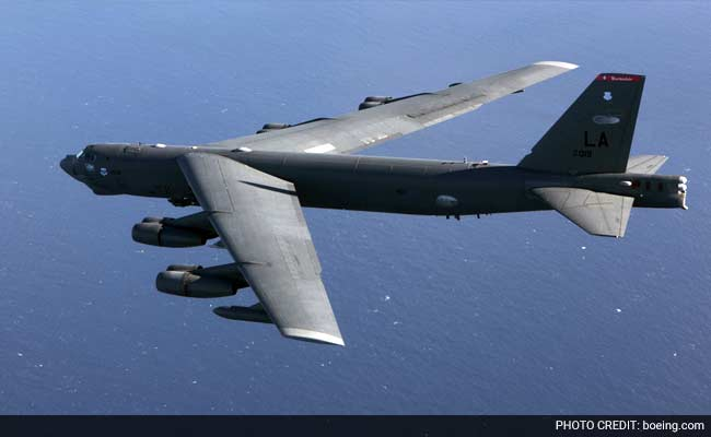 US Deploys B-52 Bombers Against ISIS