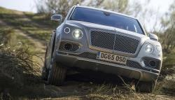 Bentley Bentayga Launch: Highlights