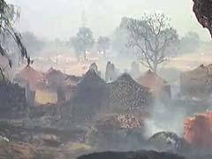 Fire Kills 12 Guests Sleeping After Wedding In Bihar's Aurangabad