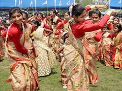 Assam Kick Starts New Year Celebrations With Rongali Bihu