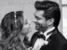Inside Bipasha Basu and Karan Singh Grover's Pre-Wedding Photoshoot