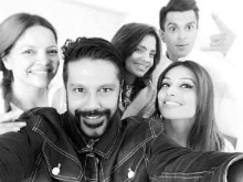 Bipasha Basu and Karan Singh Grover's Wedding: The Fun Begins