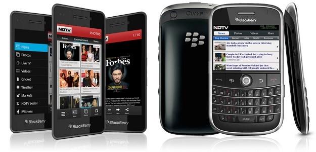 BlackBerry Q4 Revenue Miss Puts Hardware Future in Focus