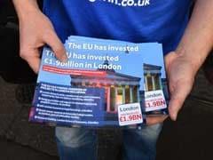 Battle Lines Drawn As Britain Squares Up For European Union Vote