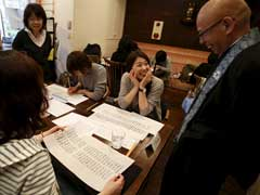 A Pint Or A Prayer? Monks In Japan Put Buddhism On The Menu