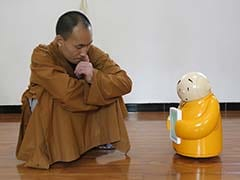 Meet The Robot Monk Spreading The Teachings Of Buddhism Around China