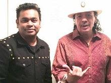 Are You Ready For This Jam? Rahman and Santana Play San Francisco