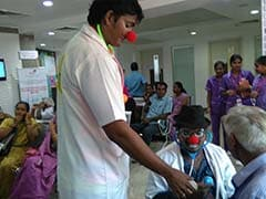 In Chennai Hospitals, Clowns Are Now Bringing Cheer To Patients